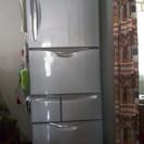 無料 冷凍冷蔵庫404L 取りに来...