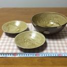 サラダボウル と 取り皿