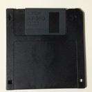 未使用フロッピーディスク TDK 3.5FD DOS/V、PS/...