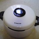 《新品》珍しい炊飯機能付ガスコンロ用炊飯専用釜 3合炊き