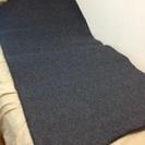 ホットカーペット カバー付 1畳 無印良品 無料でお譲りしますの画像