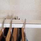 【一時中止】IKEA / 洋服ハンガーラック / 差し上げます。 - 目黒区