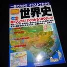 【取引済】一冊でわかるイラストでわかる図解世界史/成美堂出版(中古)