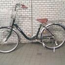 自転車あげます