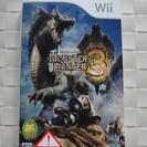 Wii モンスターハンター3 トライ(tri)