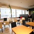 広島の大手町にある隠れ家的なカフェバーです。(店内完全禁煙)