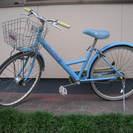 無料で子供用自転車(中古)を差し上げます。お問い合わせがあり出品...