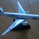非売品★1/400 JAL B777-200 たまごっちジェット