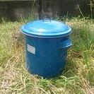 ホウロウ製容器40L