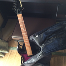 FERNANDES++ギター+ケース付き