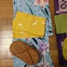 帯とバッグ付き浴衣