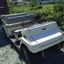 エンジン式 ゴルフカート 運搬車 物々交換希望