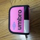 umbro アンブロ ラバスポ ウォレット ★超人気の ピンクの財布!