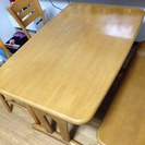 ダイニングテーブル椅子セット