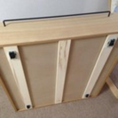 無印良品☆セミダブル木製ベッド&ベッド下収納☆木製ベッドフレーム下収納