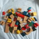 積み木(つみき) カラー 木のおもちゃ