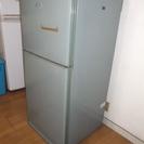 【終了】両面開き冷蔵庫(無料)