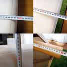 【シングルベッド】無印良品、取り外し可能な脚付きマットレス(シングルサイズ)・4〜5年使用・脚の長さ20cm − 千葉県