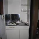 ボックスタイプ、ワンルームマンションや給湯室などに最適な。