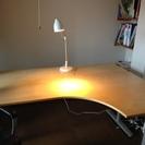 【交渉中】IKEA イケア オフィスデスク&チェアセット