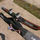 水上スキー スラローム  上級者向きモデル