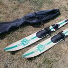 水上スキー コンビネーション
