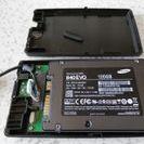 【ソニーウォークマンとの交換希望】SSD 120GB売ります