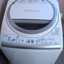 大容量!一流メーカー洗濯乾燥機8kg 超美品(値段相談できます)