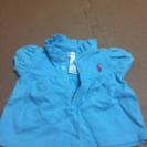 ラルフローレン ベビー用ポロシャツ