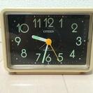 【終了】めざまし時計