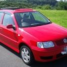 検2年付:VW ポロオープンエア 6N Polo Open Ai...