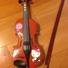 Xmasプレゼントに☻ ハローキティ ひけちゃうバイオリン