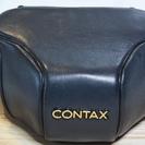 CONTAX G1 カメラ革ケース
