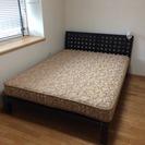 上質のベッド