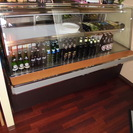 冷蔵ショーケース(幅1800mm)