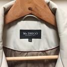 【Mr. DRIGO】メンズロングコート (クリーニング済) USED