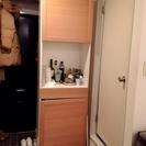 IKEA食器棚 大きめ重め