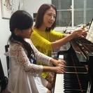 絶対音感を取り入れている個人ピアノ教室です♪スタインウェイでレッス...