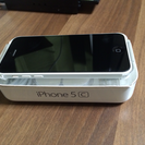 【取引中】iPhone5c 美品 32GB  付属品付き