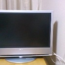 ちょっと古いソニーの液晶テレビ