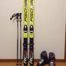 子供用スキー3点セット