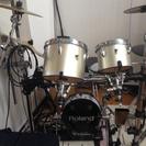 優しいドラム教室 ☆無料〜格安☆