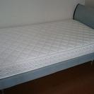 フランスベッド シングルベッド フレーム+マットレス