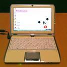 コリラックマ モバイルノートパソコン SX3SH06ME(工人舎)