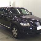 ☆ディーラー車・社外ナビ・革シート・4WD☆H17年VW …
