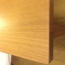 無印 タモ ダイニングテーブル 4人