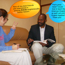 ネイティブ講師の英会話を習おう!