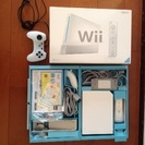SOLD: Wii ほぼ未使用 付属品全てあり USBコントロー...
