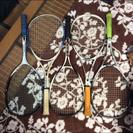 ソフトテニスラケットセット