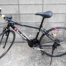 26インチ クロスバイク 自転車 18段変速 ! TL972 ラン...